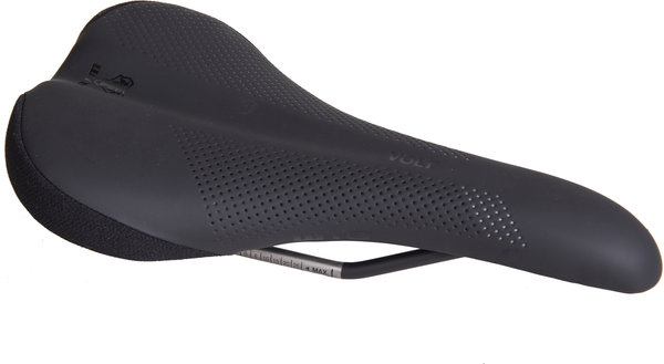 WTB Volt Saddle Titanium Medium Black