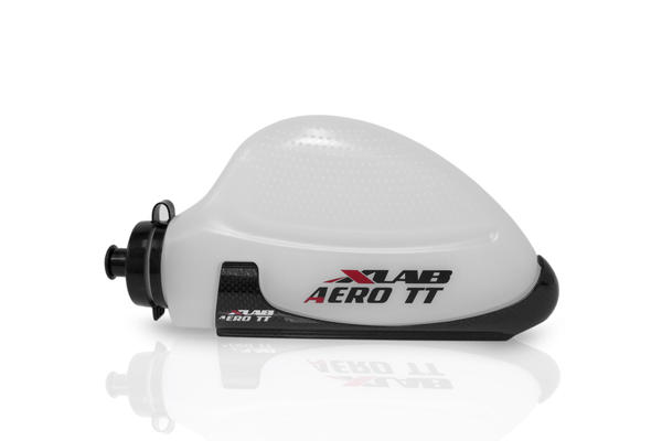 XLAB Aero TT Cage and Bottle System Color: Clear/Black