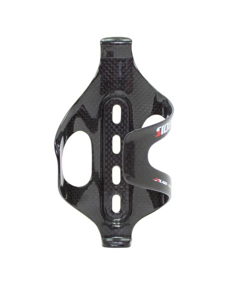XLAB Sidekick Carbon Cage Color | Model: Gloss Black | Left Access