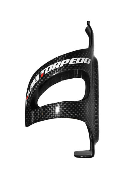 XLAB Torpedo Carbon Cage Color: Black Gloss