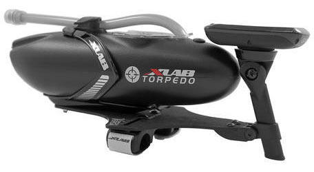 XLAB Torpedo Versa 200 Color: Black