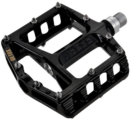 Xpedo Detox Pedals Color: Black