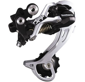 Shimano Deore XT Shadow Rear Derailleur<br> (Mid Cage) (Top-Normal)