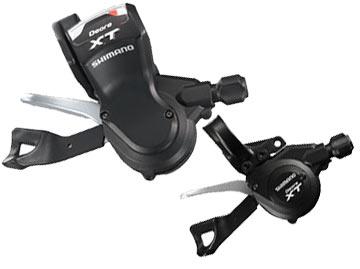 Shimano Deore XT RapidFire Shifters