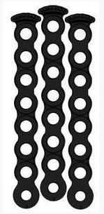 Yakima 8 Hole Chainstraps