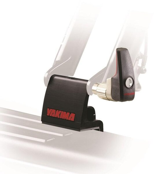 Yakima Locking BedHead Color: Black