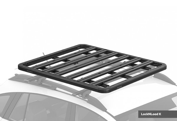 Yakima LockNLoad Platform K, 55x49 (2-bar system) Color: Black