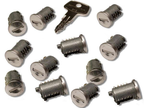 Yakima SKS Lock Cores (12-Pack)