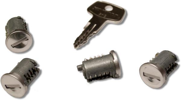 Yakima SKS Lock Cores (4-Pack)