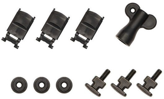 Yakima SmarT-Slot Kit 1 Color: Black