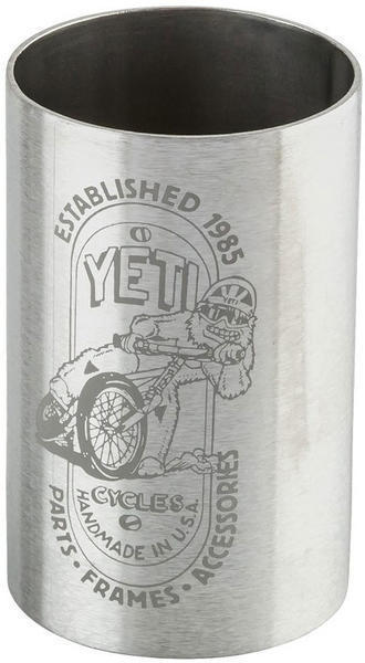 Yeti Cycles Sliding Yetiman Stainless Shot Glass