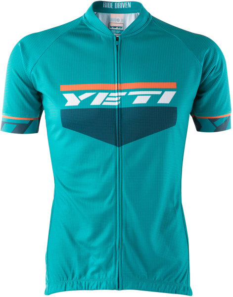 Yeti Cycles Ironton XC Jersey Color: Turquoise