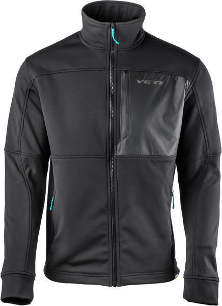Yeti Cycles Pitkin Jacket Color: Black