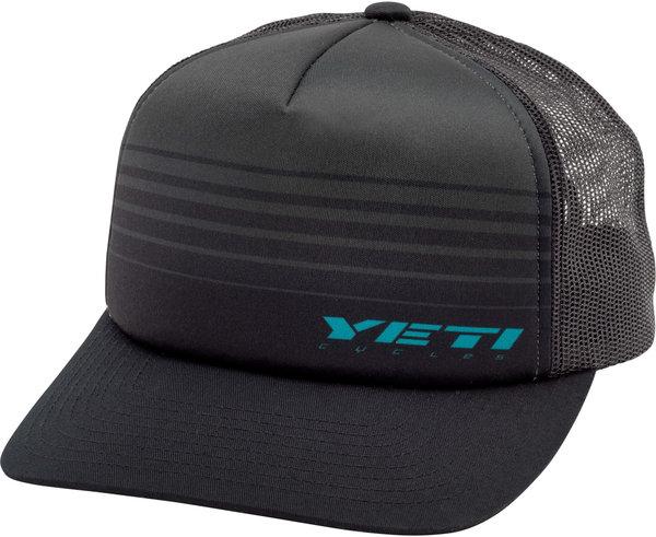 Yeti Cycles Race Stripes Foam Trucker Hat