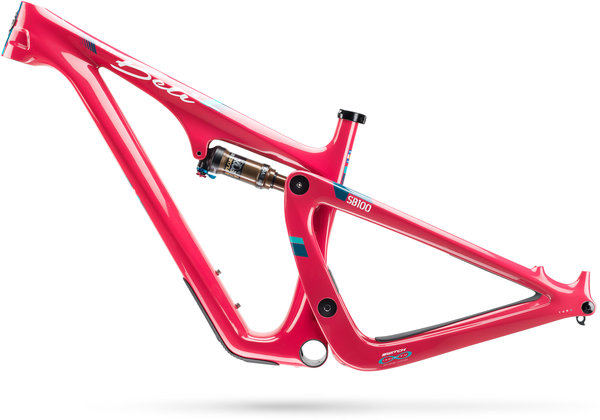 Yeti Cycles SB 100 Beti Frame Image differs from actual product