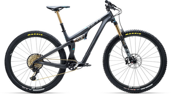 Yeti Cycles SB 100 X01 TURQ Image differs from actual product.