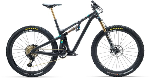 Yeti Cycles SB 130 X01 TURQ Image differs from actual product
