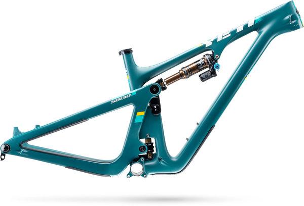 Yeti Cycles SB 130 TURQ Frame