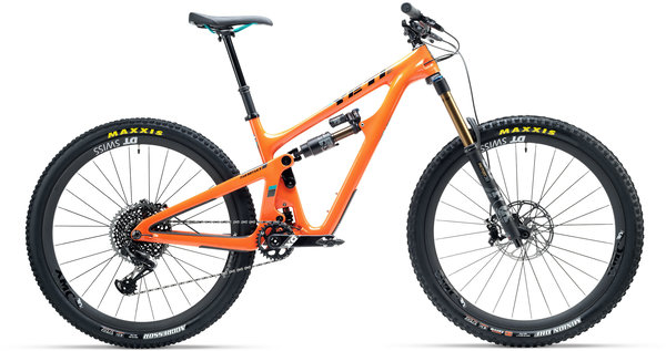 Yeti Cycles SB 150 X01 TURQ Image differs from actual product