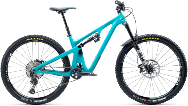 Yeti Cycles SB130 C1 (Limited) Color: Turquoise