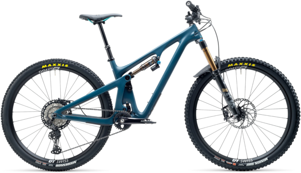 Yeti Cycles SB130 T1 (Limited) Color: Storm