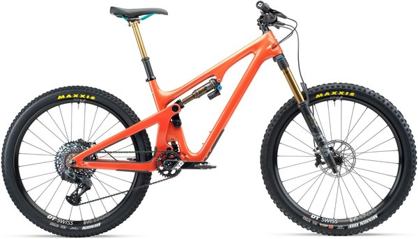 Yeti Cycles SB140 C-Series C1 Image differs from actual product (see Specs for details)