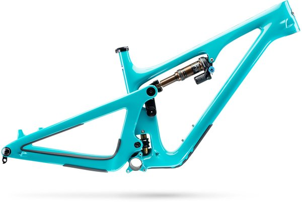 Yeti Cycles SB140 T-Series Frame Color: Turquoise