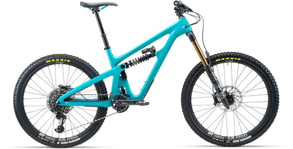 Yeti Cycles SB165 T-Series T2 Image differs from actual product (pedals sold separately)