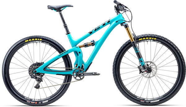 Yeti Cycles SB4.5c - XTR Price for bike as defined in specs (image may differ)