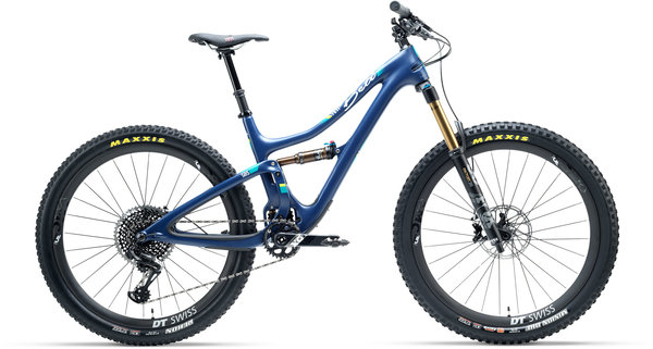 Yeti Cycles SB5 Beti X01 TURQ Image differs from actual product