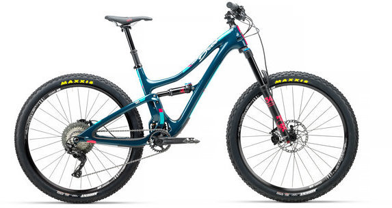 Yeti Cycles SB5 Beti Shimano XT/SLX Pedals sold separately