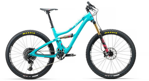 Yeti Cycles SB5 Beti SRAM X01 Eagle TURQ Pedals sold separately