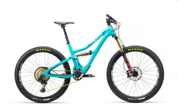 Yeti Cycles SB5 Beti SRAM XX1 Eagle TURQ