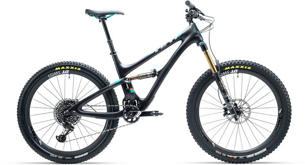 Yeti Cycles SB5 X01 Race TURQ Image differs from actual product