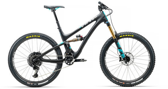 Yeti Cycles SB5 LR SRAM X01 Eagle TURQ