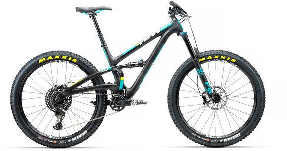 Yeti Cycles SB5+ SRAM GX Eagle