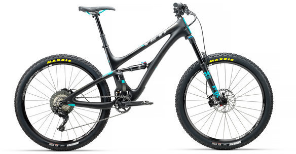 Yeti Cycles SB5 Shimano XT/SLX Pedals sold separately