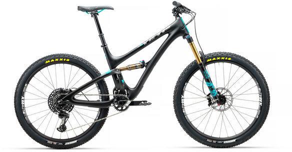 Yeti Cycles SB5 SRAM X01 Eagle TURQ