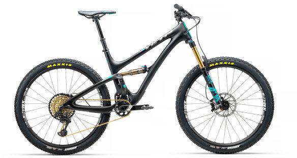 Yeti Cycles SB5 SRAM XX1 Eagle TURQ