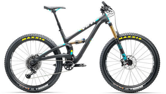 Yeti Cycles SB5+ X01 Eagle TURQ