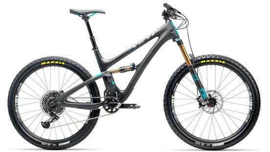 Yeti Cycles SB5 X01 Eagle TURQ