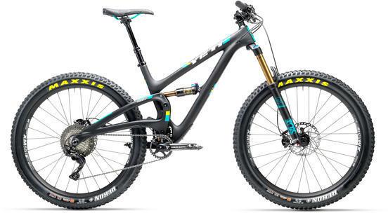 Yeti Cycles SB5+ XT TURQ