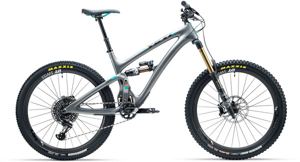 Yeti Cycles SB6 X01 TURQ Image differs from actual product