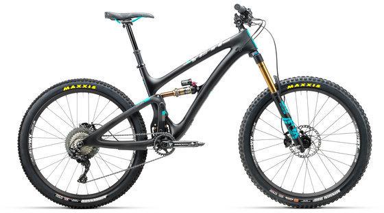 Yeti Cycles SB6 Shimano XT TURQ