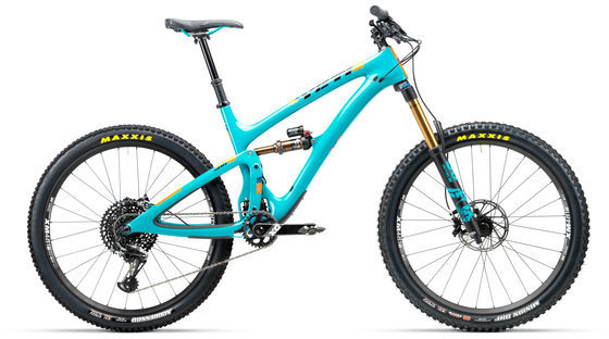 Yeti Cycles SB6 SRAM X01 Eagle TURQ *DEMO* Pedals sold separately