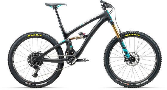 Yeti Cycles SB6 SRAM X01 Eagle TURQ