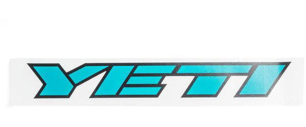 Yeti Cycles Sticker Stencil Procycing