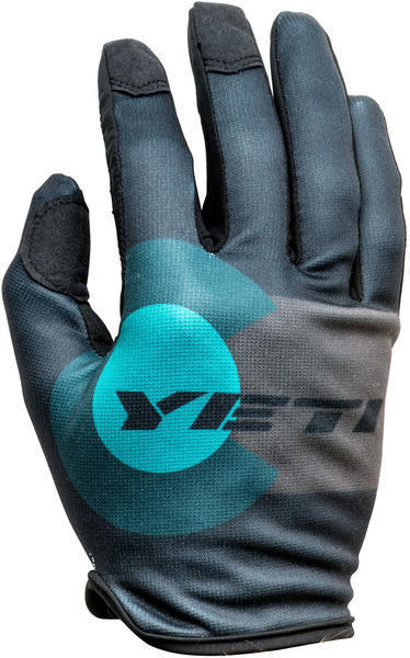 Yeti Cycles Summit Gloves Color: Phantom