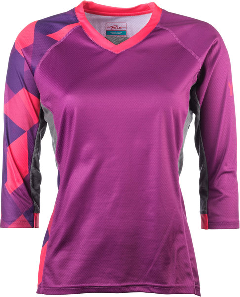 Yeti Cycles Women's Enduro Jersey Color: Purple