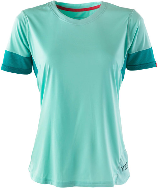 Yeti Cycles Women's Hayden Jersey Color: Mint
